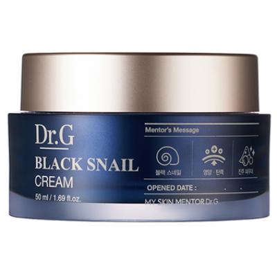 Dr.G Black Snail Крем з муцином чорної равлики