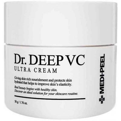 Medi-Peel Dr.Deep VC Ultra Cream Поживний вітамінний крем для сяйва шкіри
