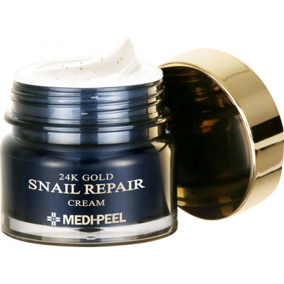 Medi-Peel 24K Gold Snail Cream і муцином равлики