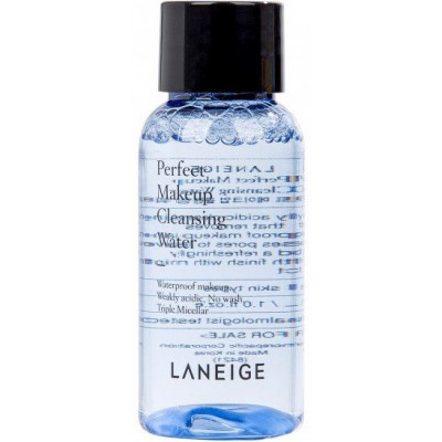 LANEIGE PERFECT MAKEUP CLEANSING WATER 30мл