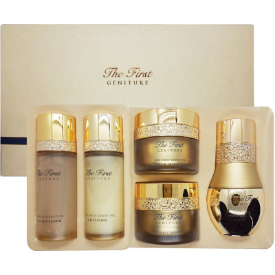 The First Geniture 5pcs Special Gift Set