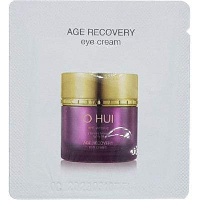 Антивозрастной крем для глаз Ohui Age Recovery Eye Cream 1мл