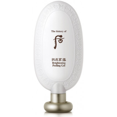 The History of Whoo Brightening Peeling Gel Пробник 1мл